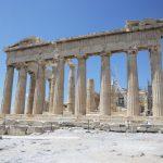 2012年バルカンツ半島アー3(パルテノン神殿などアテネ観光からライブそして帰国編)