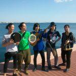 2012年バルカンツ半島ツアー2(ギリシャの第二都市テッサロニキで観光とストリートライブ編)